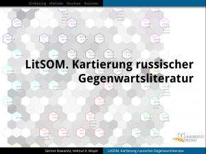 LitSOM-Präsentation