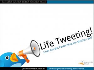 life_tweeting